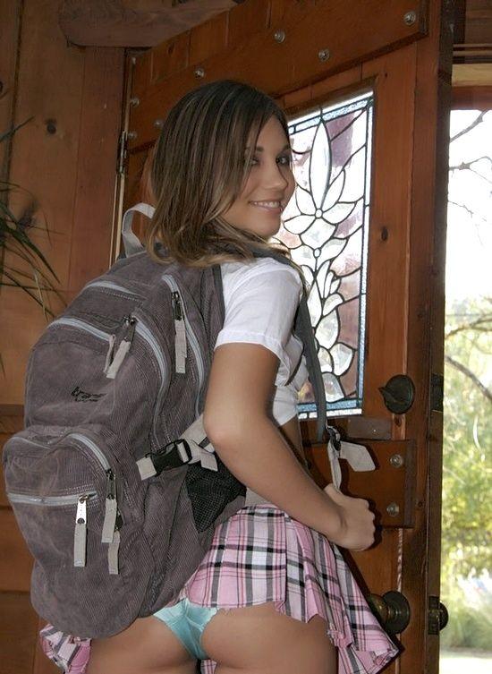 Antes de ir a la escuela