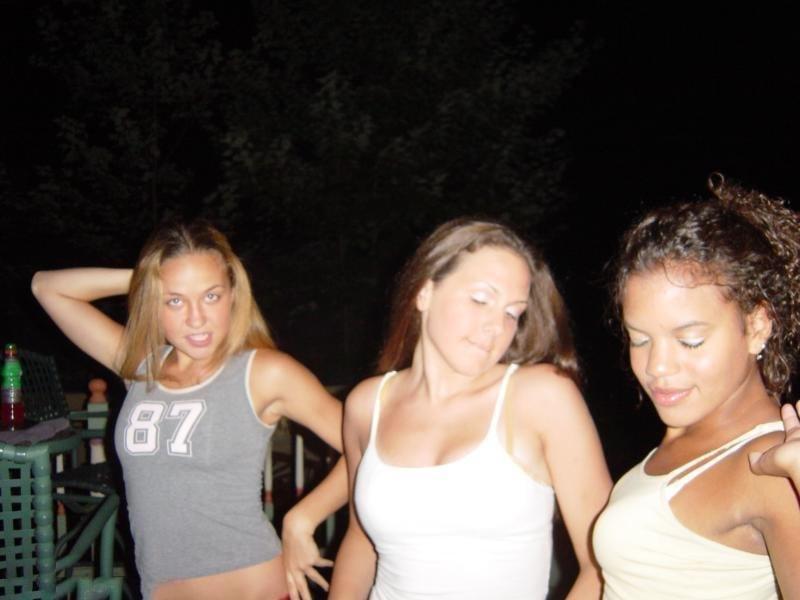 Bailando en una fiesta