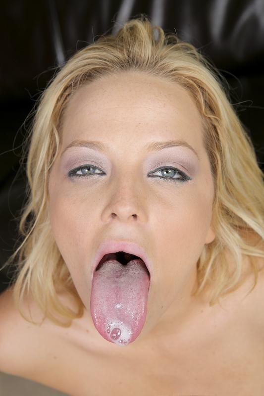 Lechita en la boca