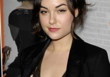 Sasha Grey y un look casual