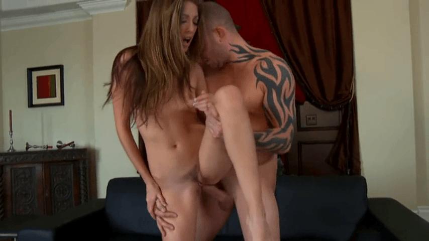 Una puta que le gusta por el culo