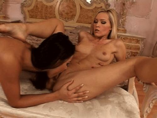Lesbianas cachondas
