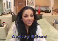 Audrey Bitoni en POV